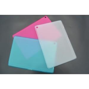 Силиконовый матовый полупрозрачный чехол для ASUS ZenPad 10 Z300/Z301ML