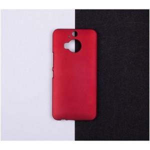 Пластиковый матовый непрозрачный чехол для HTC One ME