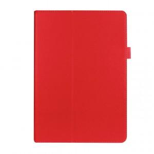 Чехол подставка с рамочной защитой экрана для ASUS ZenPad 10 Красный