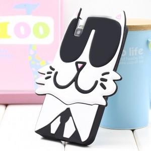 Силиконовый дизайнерский фигурный чехол для Huawei ShotX