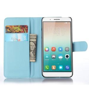 Чехол портмоне подставка на пластиковой основе и на магнитной защелке для Huawei ShotX