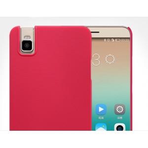 Пластиковый матовый нескользящий премиум чехол для Huawei ShotX