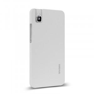 Пластиковый матовый непрозрачный чехол для Huawei ShotX