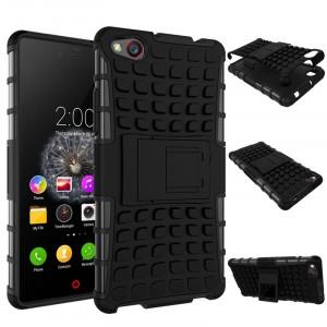 Силиконовый чехол экстрим защита для ZTE Nubia Z9 Mini Черный