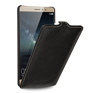 Кожаный чехол вертикальная книжка (премиум нат. Кожа) для Huawei Mate S