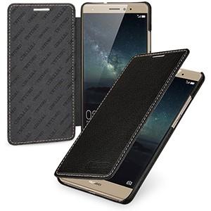 Кожаный чехол горизонтальная книжка (премиум нат. Кожа ) для Huawei Mate S