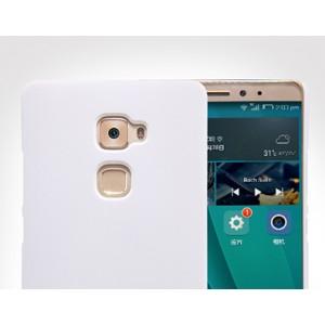 Пластиковый матовый нескользящий премиум чехол для Huawei Mate S