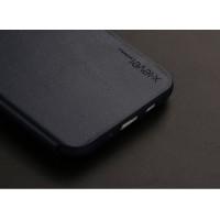 Чехол флип подставка на силиконовой основе на внутренних магнитах для Samsung Galaxy J7 Синий