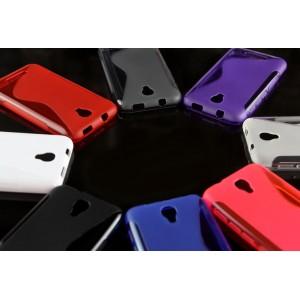 Силиконовый S чехол для Alcatel OneTouch Pixi First