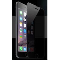 Антишпионское износоустойчивое сколостойкое олеофобное защитное стекло-пленка для Iphone 6 Plus/6s Plus
