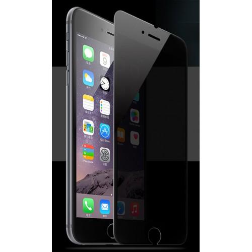 Антишпионское износоустойчивое сколостойкое олеофобное защитное стекло-пленка для Iphone 6/6s