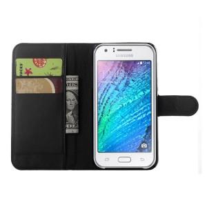 Чехол портмоне подставка на магнитной защелке для Samsung Galaxy J5