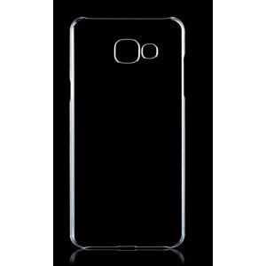 Пластиковый транспарентный чехол для Samsung Galaxy A7 (2016)