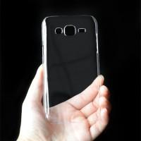 Пластиковый транспарентный чехол для Samsung Galaxy J5