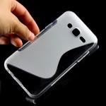 Силиконовый матовый чехол с нескользящей текстурой S для Samsung Galaxy J5