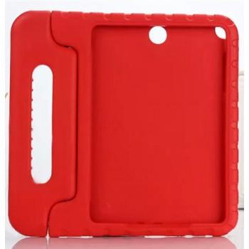 Ударостойкий детский силиконовый гиппоалергенный чехол с подставкой для Samsung Galaxy Tab A 9.7