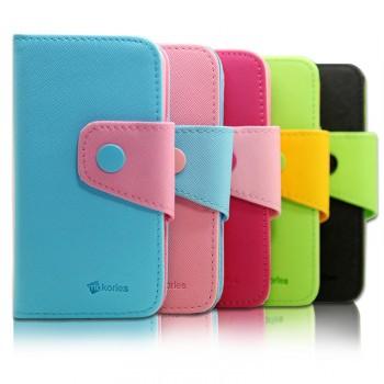 Разноцветный чехол с кнопочной застежкой для Sony Xperia Z