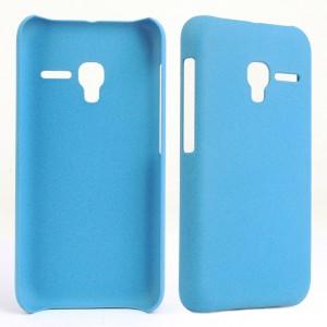 Пластиковый матовый непрозрачный чехол для Alcatel One Touch Pixi 3 (4.5)