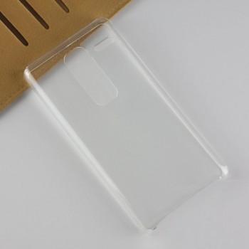 Пластиковый транспарентный чехол для LG Class