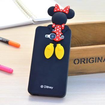 Силиконовый дизайнерский фигурный чехол для Xiaomi RedMi 2
