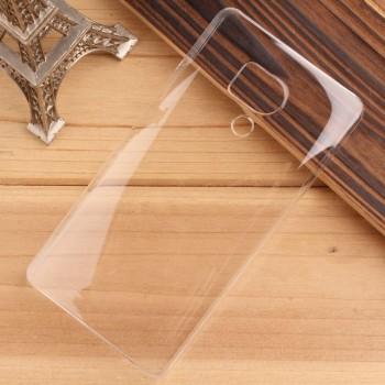 Пластиковый транспарентный чехол для Huawei Honor 3