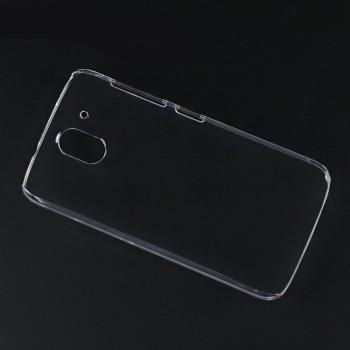 Пластиковый транспарентный чехол для HTC Desire 526