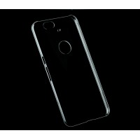 Пластиковый транспарентный чехол для Google Huawei Nexus 6P