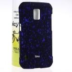 Пластиковый матовый дизайнерский чехол с голографическим принтом Звезды для Samsung Galaxy S5 Active