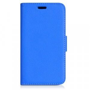 Чехол портмоне подставка с защелкой на пластиковой основе для Samsung Galaxy S5 Active
