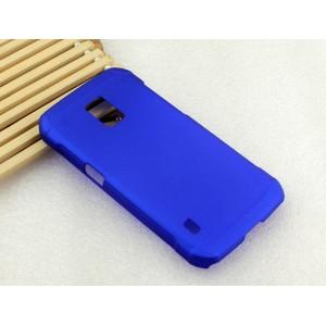Пластиковый матовый металлик чехол для Samsung Galaxy S5 Active
