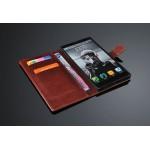 Чехол портмоне подставка с защелкой для Lenovo Vibe Z2 Pro
