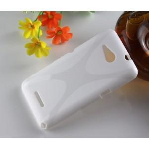 Силиконовый X чехол для Sony Xperia E4g