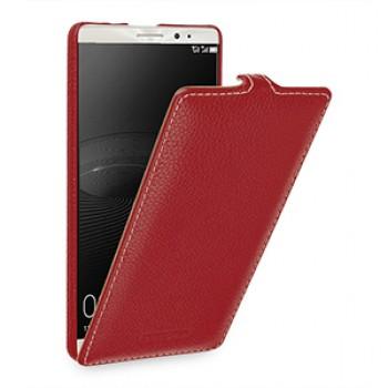 Кожаный чехол вертикальная книжка (нат. кожа) для Huawei Mate 8