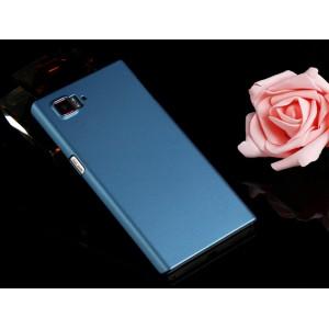 Пластиковый матовый непрозрачный чехол для Lenovo Vibe Z2 Pro K920