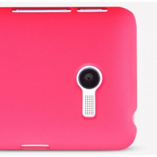 Пластиковый матовый премиум чехол для ASUS Zenfone 4 (A400CG)