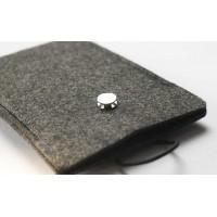 Войлочный мешок для Samsung Galaxy A3 Черный