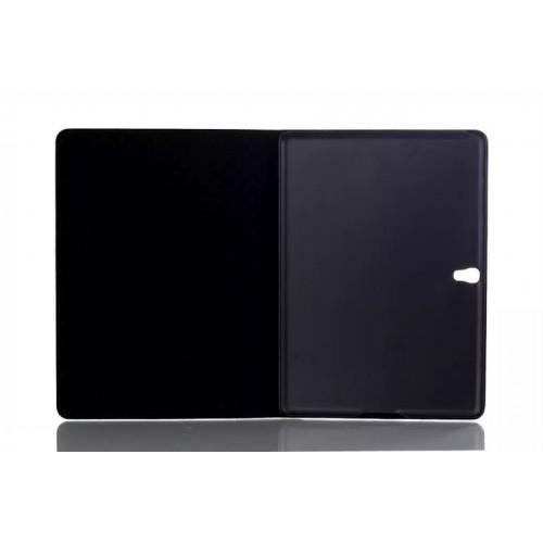 Чехол книжка подставка на поликарбонатной основе с полноповерхностным принтом для Samsung Galaxy Tab S 10.5