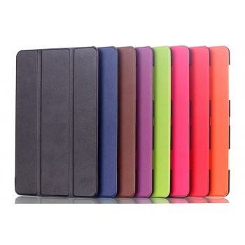 Сегментарный чехол книжка подставка на поликарбонатной основе для Samsung Galaxy Tab S 8.4