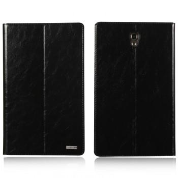 Глянцевый водоотталкивающий чехол книжка подставка на поликарбонатной основе с отделениями для карт для Samsung Galaxy Tab S 8.4