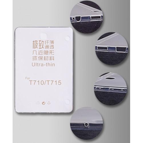 Силиконовый транспарентный чехол для Samsung Galaxy Tab S2 8.0