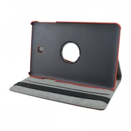 Роторный чехол подставка на поликарбонатной основе полноповерхностным принтом для Samsung Galaxy Tab S2 8.0