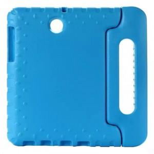 Ударостойкий детский силиконовый гиппоалергенный чехол с подставкой для Samsung Galaxy Tab S2 8.0