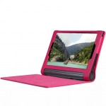 Чехол подставка с рамочной защитой экрана для Lenovo Yoga Tab 3 Pro