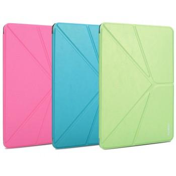 Оригами чехол книжка подставка на поликарбонатной транспарентной основе для планшета для Samsung Galaxy Tab S2 8.0