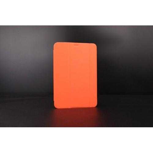 Сегментарный чехол книжка подставка на поликарбонатной непрозрачной основе для Samsung Galaxy Tab S2 9.7