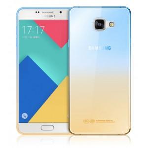 Силиконовый градиентный чехол для Samsung Galaxy A5 (2016)