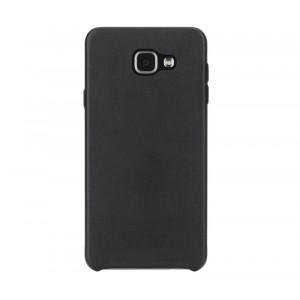 Чехол накладка текстура Кожа для Samsung Galaxy A5 (2016)