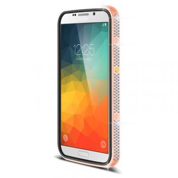 Эксклюзивный дизайнерский металлический бампер с инкрустацией стразами и магнитным съемным флипом подставкой с окном вызова и свайпом для Samsung Galaxy Note 5