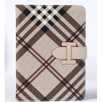 Чехол книжка подставка с рамочной защитой экрана с отделениями для карт, поддержкой кисти и полноповерхностным принтом и для Samsung Galaxy Tab S2 9.7