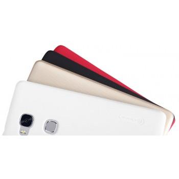 Пластиковый матовый нескользящий премиум чехол для Huawei Honor 5X